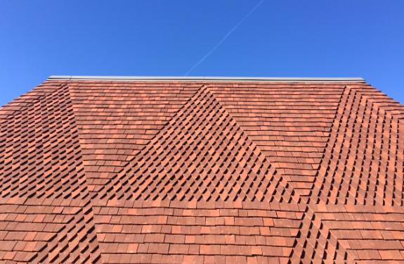 roof tile kings college school